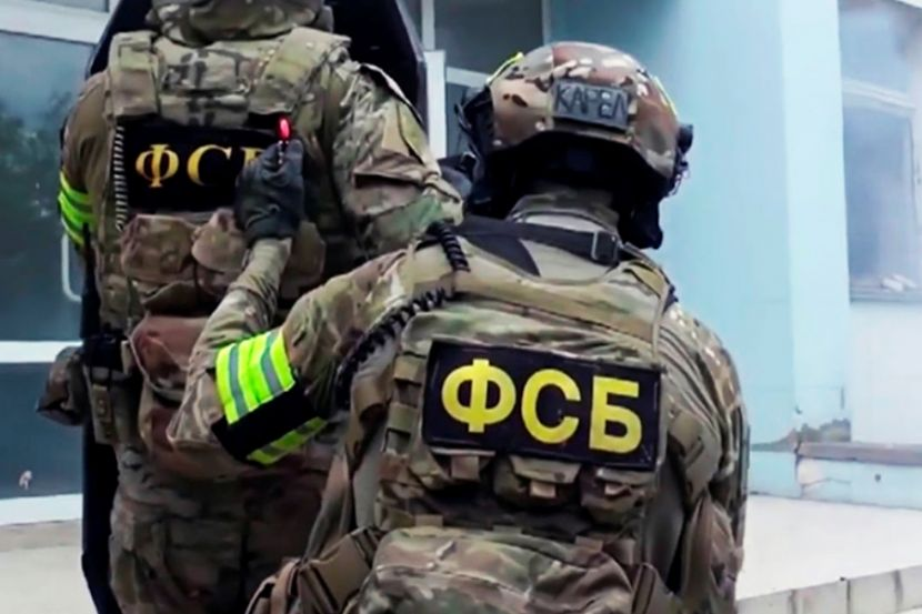 Seven Members of Terrorist Group Were Detained in Crimea