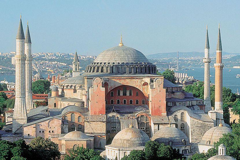 Госдума просит власти Турции сохранить статус Собора Святой Софии