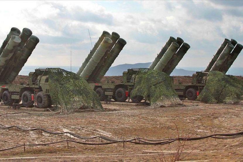 В Турции испытали С-400 против созданных в США истребителей F-16