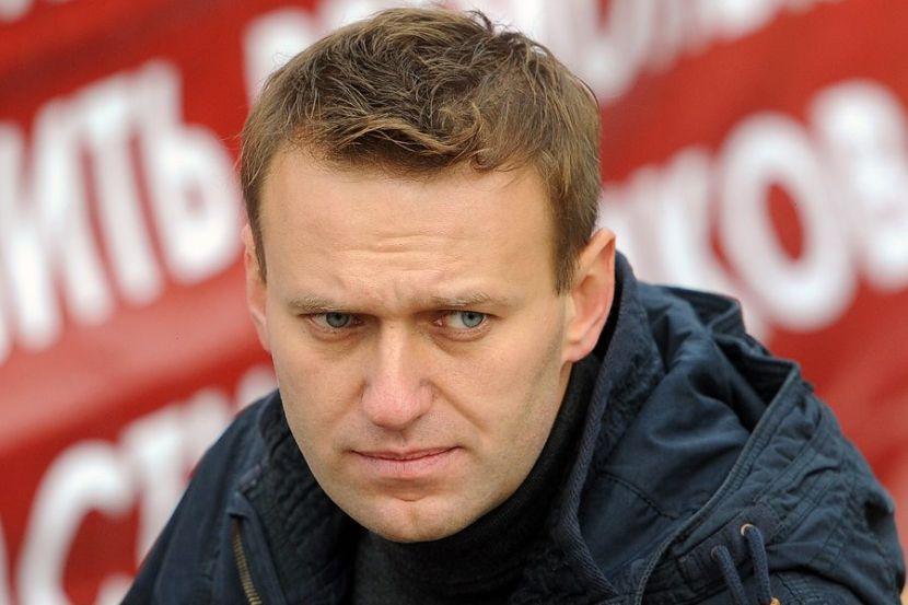 Алексей Навальный сообщил о том, что за ним ведётся слежка