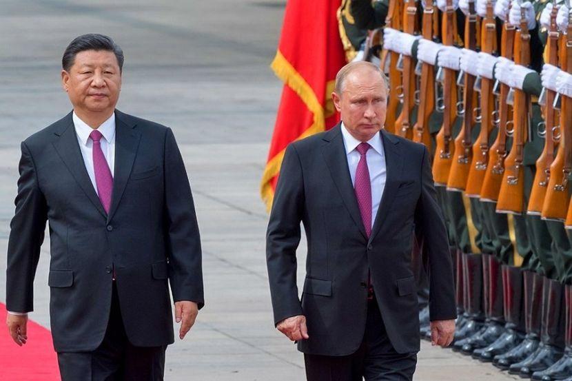 Китай готов объединить усилия с Россией в работе над вакциной от коронавируса