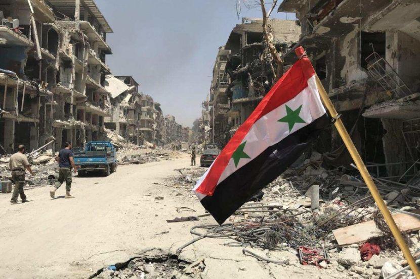 Российские военные заявили, что в Сирии готовится провокация с химоружием