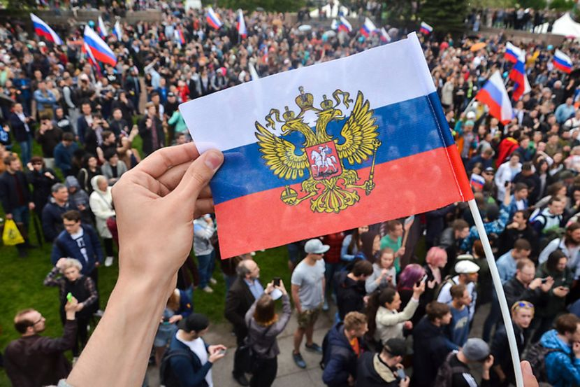 Власти Петербурга отказались согласовывать митинг 15 июля против поправок в Конституцию