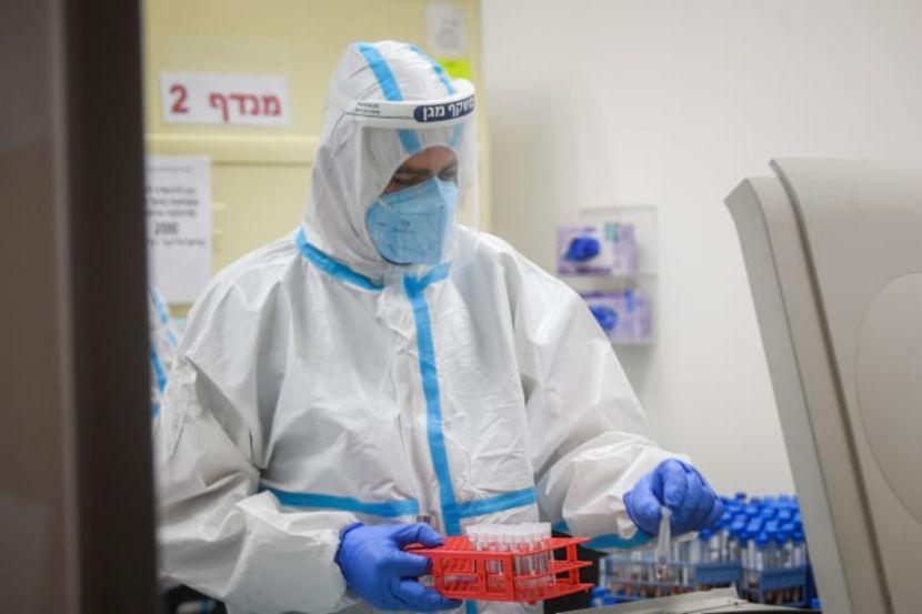В Израиле за сутки выявлено более 1,6 тысячи случаев инфицирования коронавирусом