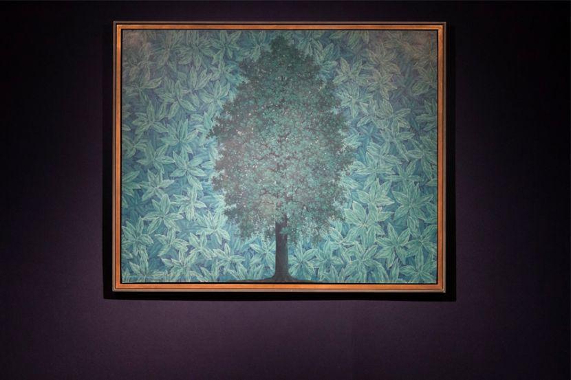 Работа художника-сюрреалиста Магритта продана на аукционе за 22 миллиона долларов