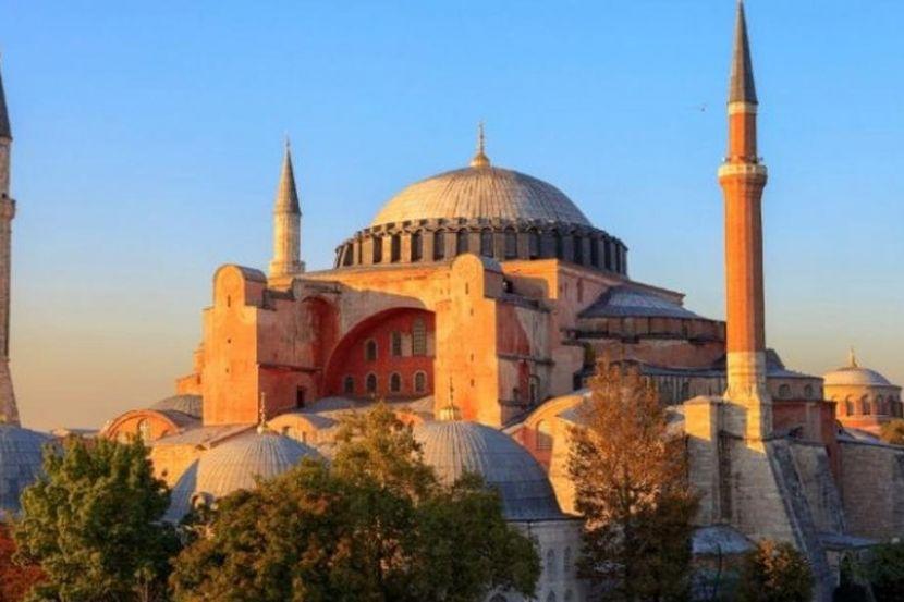 Немецкий депутат выступил с призывом отказать Турции во вступлении в ЕС из-за собора Святой Софии