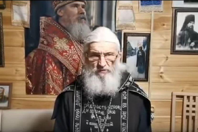 Схиигумен Сергий пообещал за 3 дня навести порядок в России, если ему дадут полномочия Президента