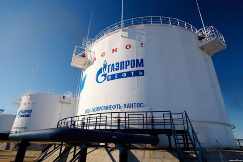 Gazprom Neft Began Deliveries of Oil from the Arctic to China