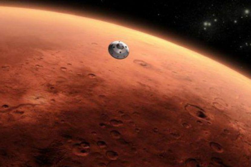 Китай сообщил о доставке на стартовую площадку первого зонда для исследования Марса