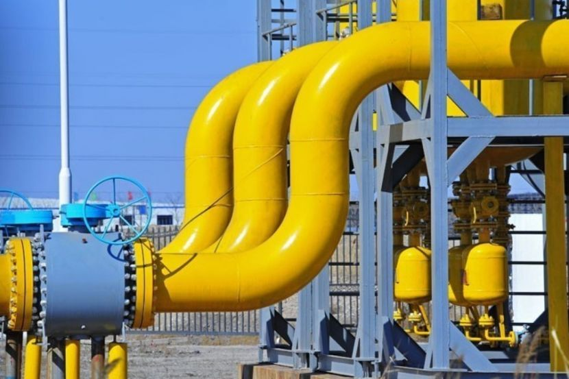 The Work of the Nord Stream Gas Pipeline Is Suspended