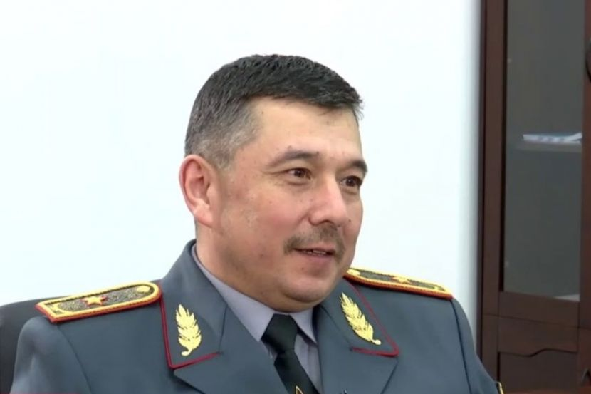 Deputy Defense Minister of Kazakhstan Died from COVID-19