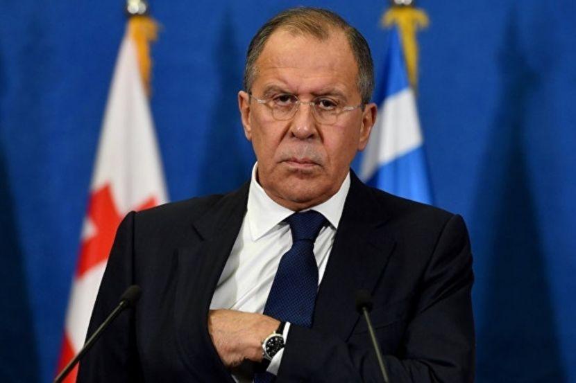 Лавров призвал Евросоюз повлиять на Украину