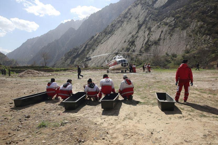 Reconnaissance Airplane Crashed in Turkey