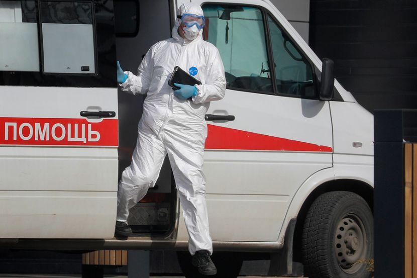 Сведения на 16 июля: в России выявлены за сутки 6 428 заразившихся коронавирусом