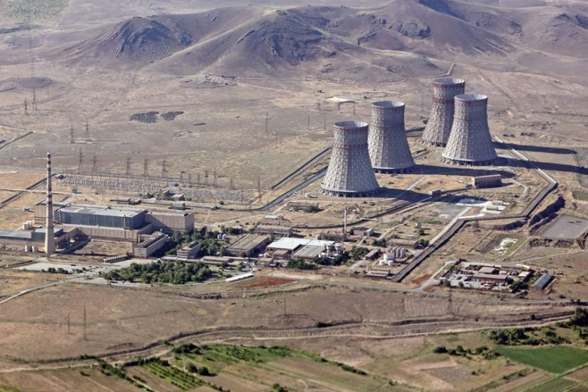 Azerbaijani Defense Ministry Threatens with Missile Strike on Nuclear Power Plant in Armenia