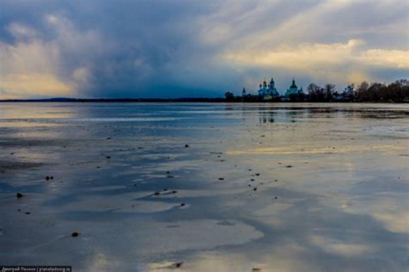 Озеро Неро оказалось загрязнено