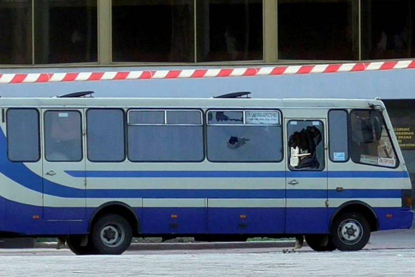 The Terrorist Who Took Hostages in Ukrainian Lutsk Is Detained