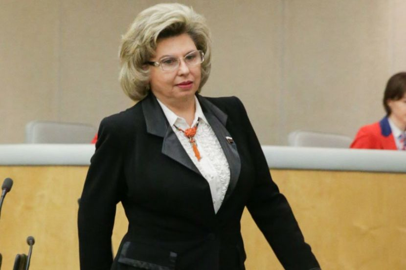 Russian Ombudswoman Will Appeal to the UN because of the Attack on Journalists in the USA