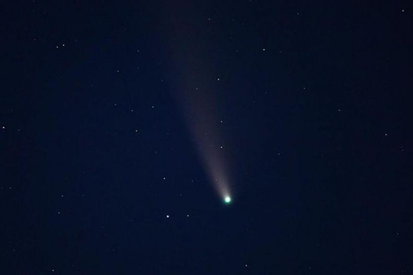 On July 23, the Brightest Comet in 7 Years to Get Closest to the Earth