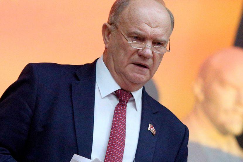 «Кто-то отрезает контакт»: Зюганов не понимает почему Путин больше не проводит с ним встреч