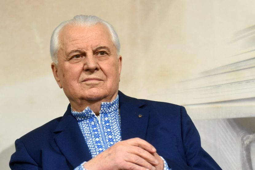 Kravchuk Will Be a Head of the Ukrainian Delegation at the Negotiations on Donbass