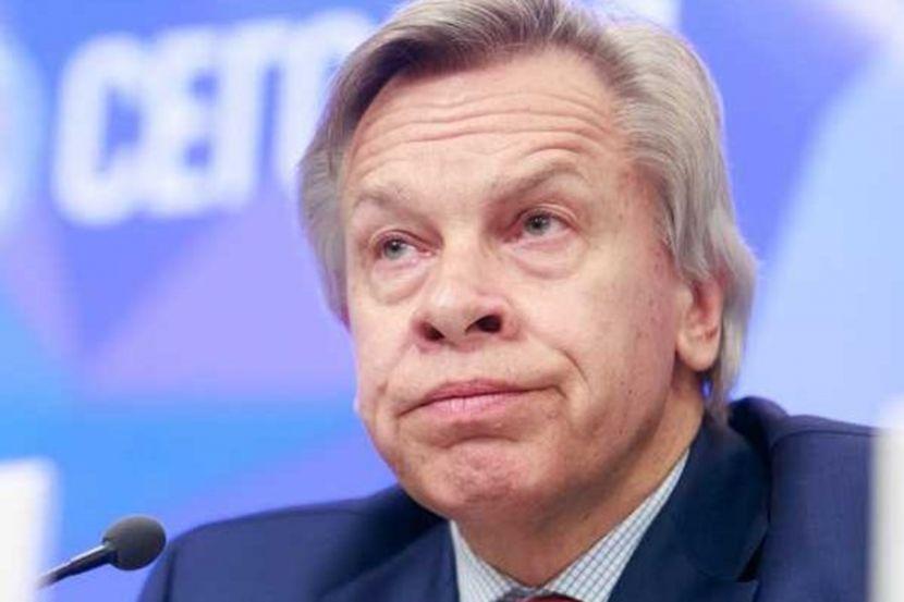 Российский сенатор ответил на требование Украины отдать триста миллиардов долларов на Донбасс