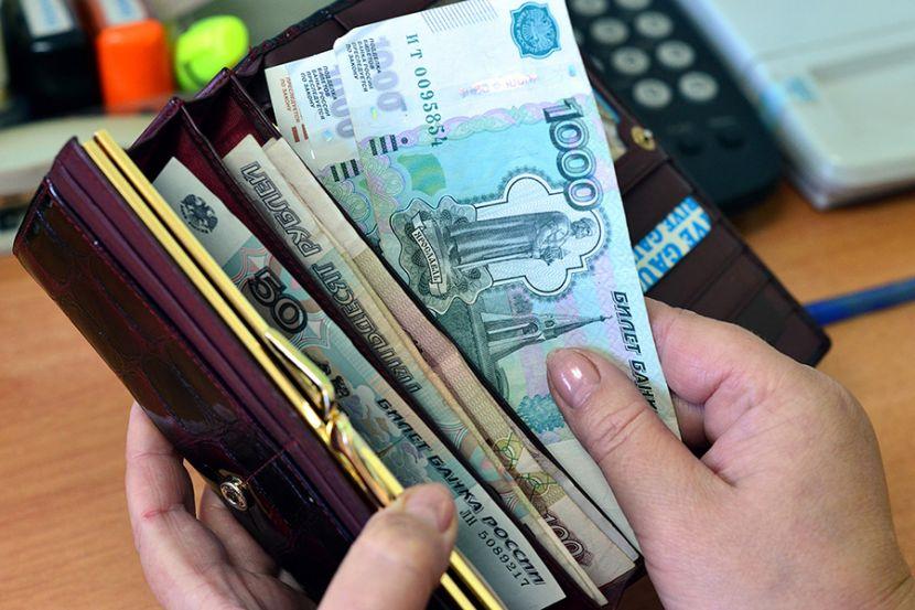 В России подсчитали среднюю зарплату медианного сотрудника