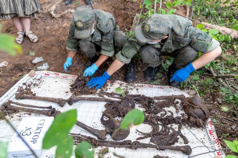 В России возбудили уголовное дело по факту геноцида в Псковской области