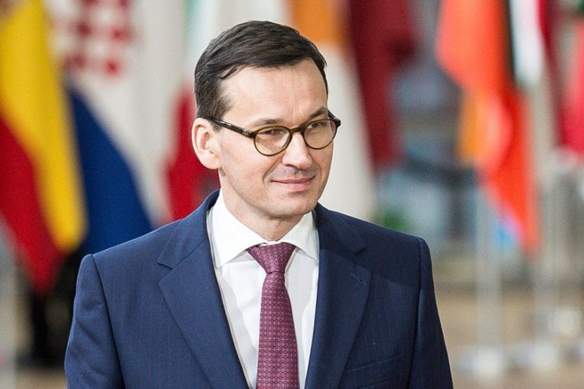 Polish Prime Minister Criticized Germany for Financing Nord Stream 2