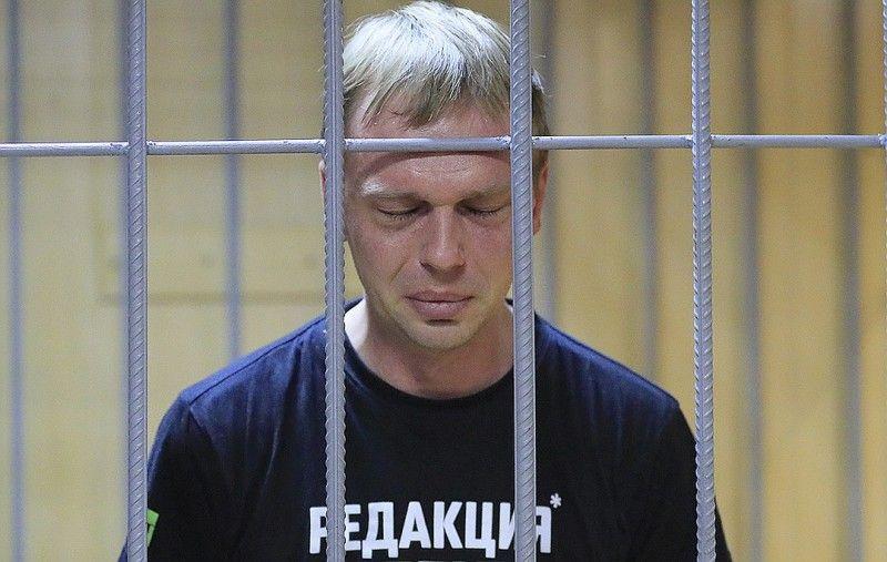 Наркотики журналисту Голунову полицейские подбросили без заказа со стороны
