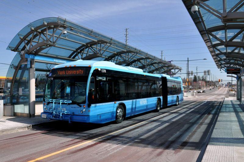 В Казани планируют запустить метробусы
