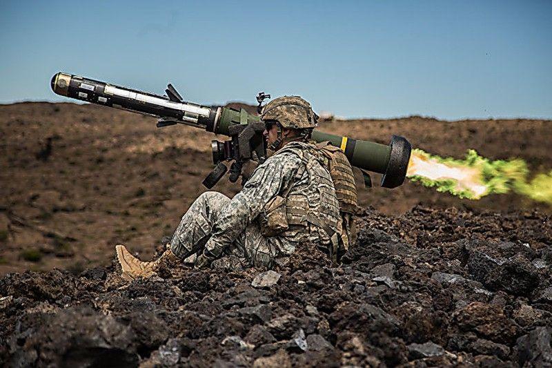 США передали Литве ракеты Javelin стоимостью 31 млн долларов