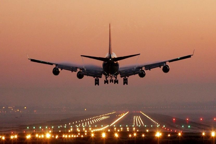 В Индии потерпел крушение самолёт: есть жертвы