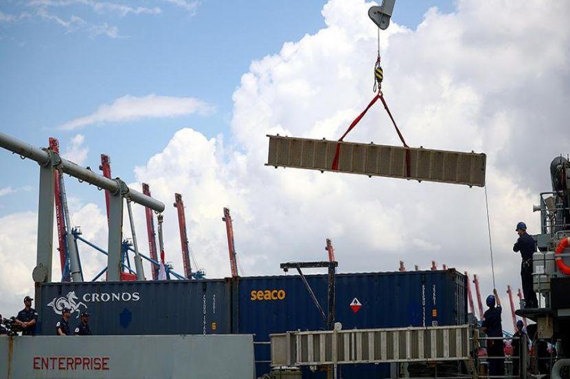 В порту Ливана нашли десятки контейнеров с опасными веществами