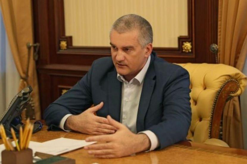 После посещения Севастополя глава Крыма поручил уволить руководителя «Крымавтодора»