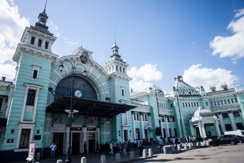Anonyms Reported about Mining of All Main Railway Stations in Moscow