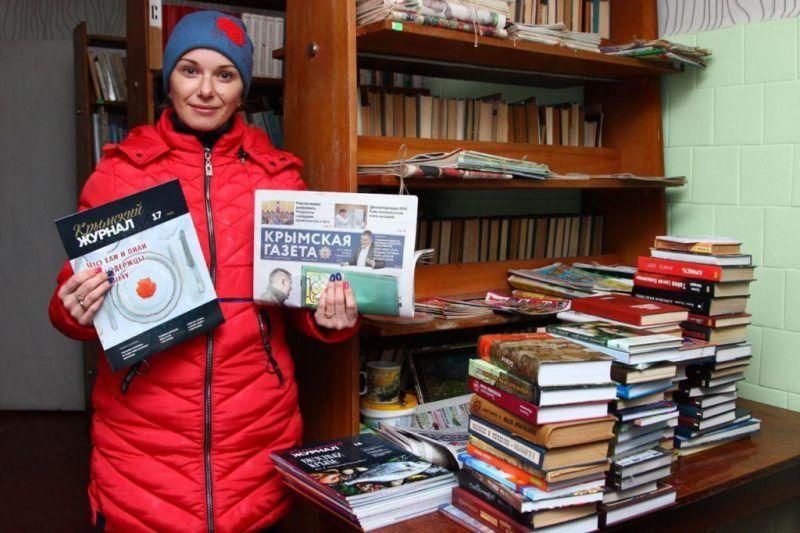 Первый тираж новой газеты на украинском языке вышел в Крыму