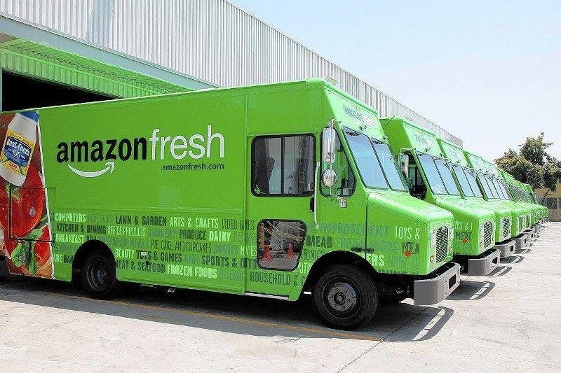 Из-за расторжения контрактов с Amazon более 1200 водителей службы доставки уволены