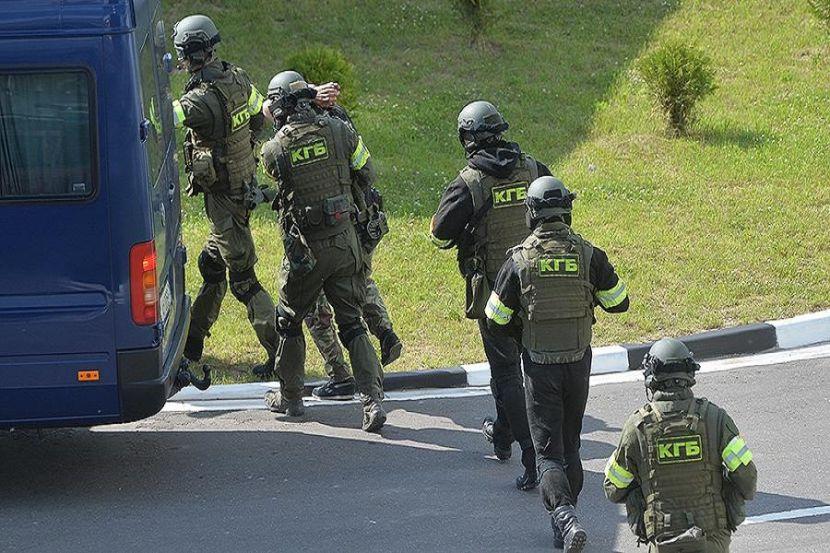 МВД Белоруссии сообщило, что в ходе протестов пострадал 121 правоохранитель