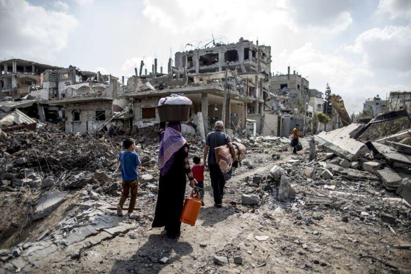 Армия Израиля атаковала склад боеприпасов в секторе Газа