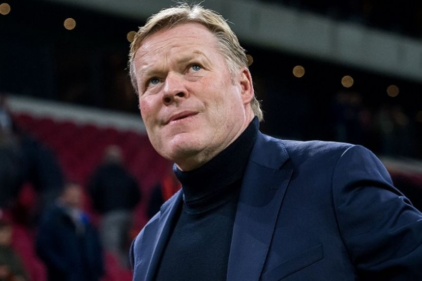 Koeman Becomes the Main Candidate for the Coach of FC Barcelona