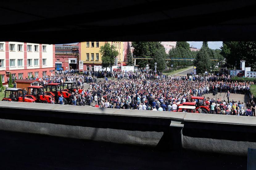 Белорусское СМИ назвало число пропавших участников протеста в стране
