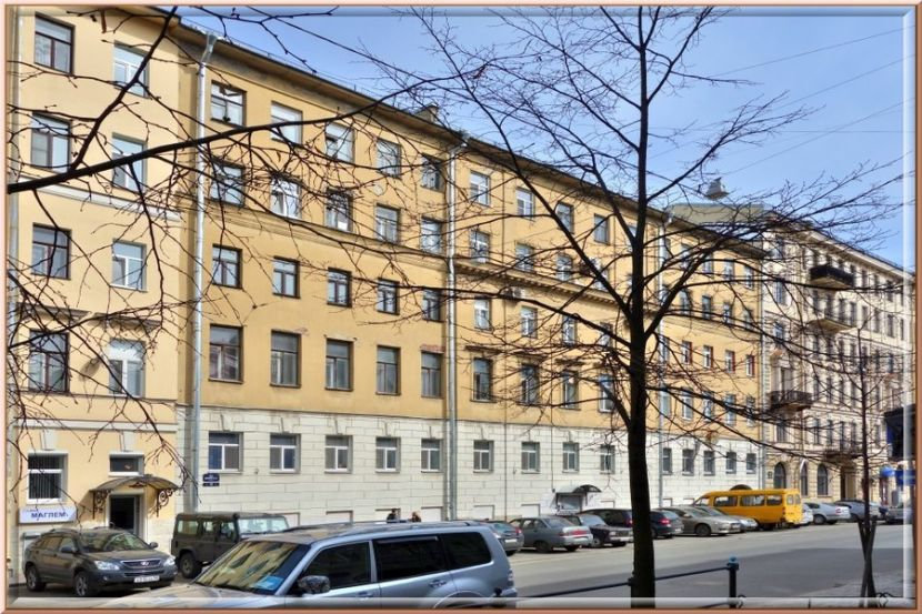 """For the first time since 2017, an apartment in """"Putin's House"""" has been put up for sale"""