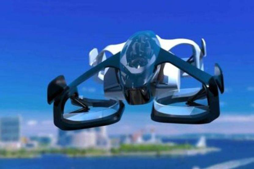 Японские учёные планируют сделать первую летающую машину к 2023 году