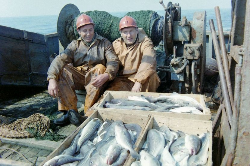 рыбаловы