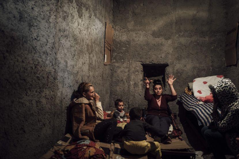 Жители Нагорного Карабаха.