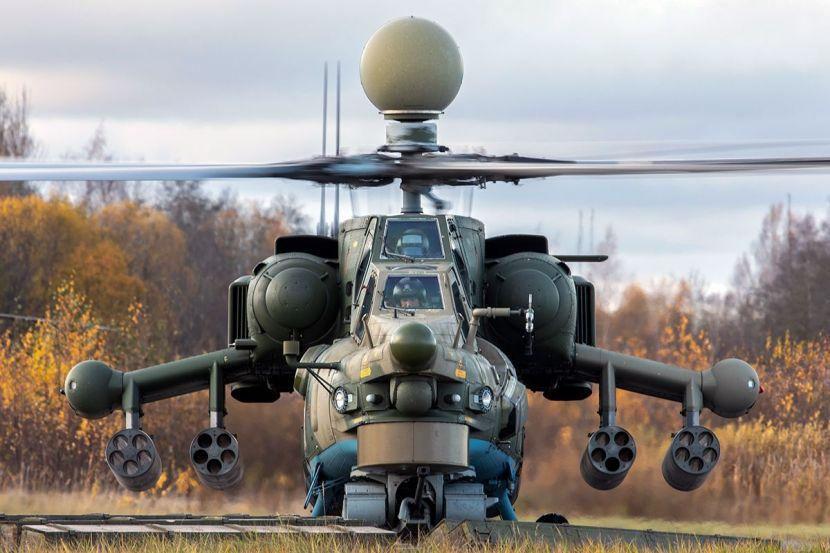 Российский вертолёт