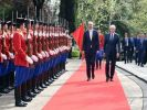 Prime Minister of Albania pays official visit to Montenegro