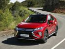 Mitsubishi revealed details about the new crossover Eclipse Cross for Russia
