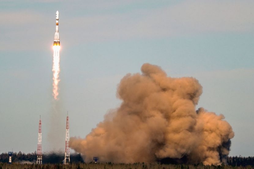 Russian Ministry of Defense Reported about the Successful Launch of a Rocket with a Military Satellite